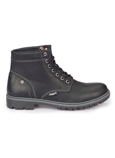 Mavi Ayakkabı Siyah